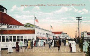 1900s_pine_ave_wildwood_nj_postcard_carousel_01