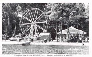 1940s_lakewaccamaw_nc_carousel_postcard_01