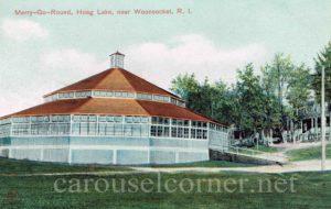 hoag_lake_woonsocket_ri_carousel_postcard_01