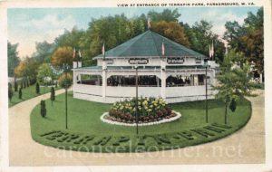 terrapin_park_parkersburg_wv_carousel_postcard_01